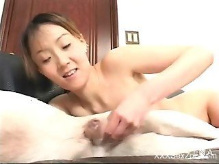Japanese dog porn with milfs addicted to the dog's dick